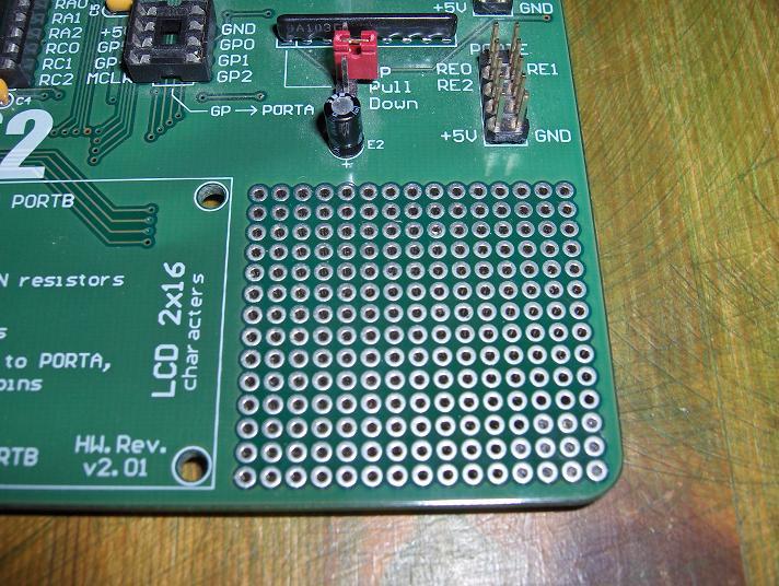 EasyPic prototype area